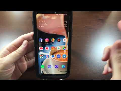 Samsung Galaxy S9+ one touch phone call answering plus more tips!