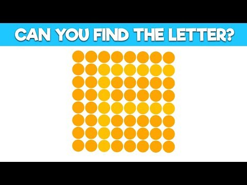 INSANE photographic memory test for kids and adults!!