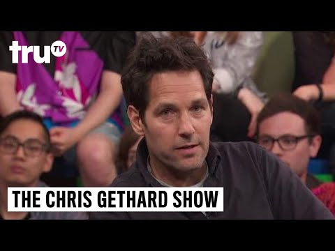 The Chris Gethard Show - Paul Rudd Inspires Extremely Soon-To-Be Mom | truTV