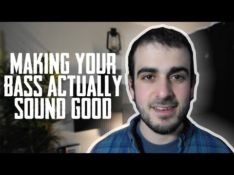 Why Your Bass Sounds Muddy and Worthless