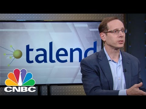 Talend CEO: First-Mile Data Management | Mad Money | CNBC