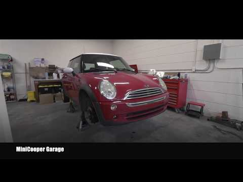Mini Cooper How To Refill Windshield Washer Fluid
