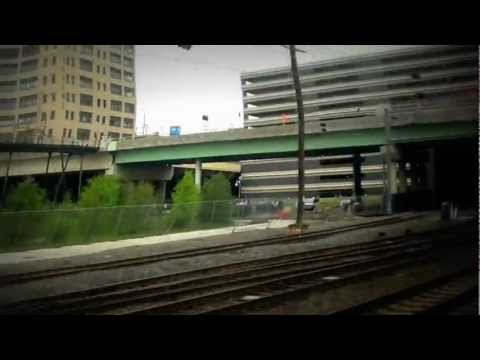 Time Lapse-Train Ride-Maryland to New York City-Paul the DJ