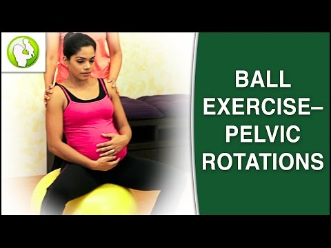 Pregnancy Exercise To Get Baby In Right Position