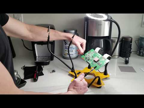 A MUST HAVE IF YOU SOLDER - Psiven Professional Soldering Workbench
