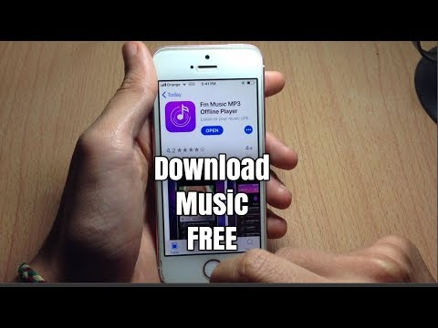 How to Download Music FREE iOS 11 - 11.1 - 10.3.3 without a Jailbreak!