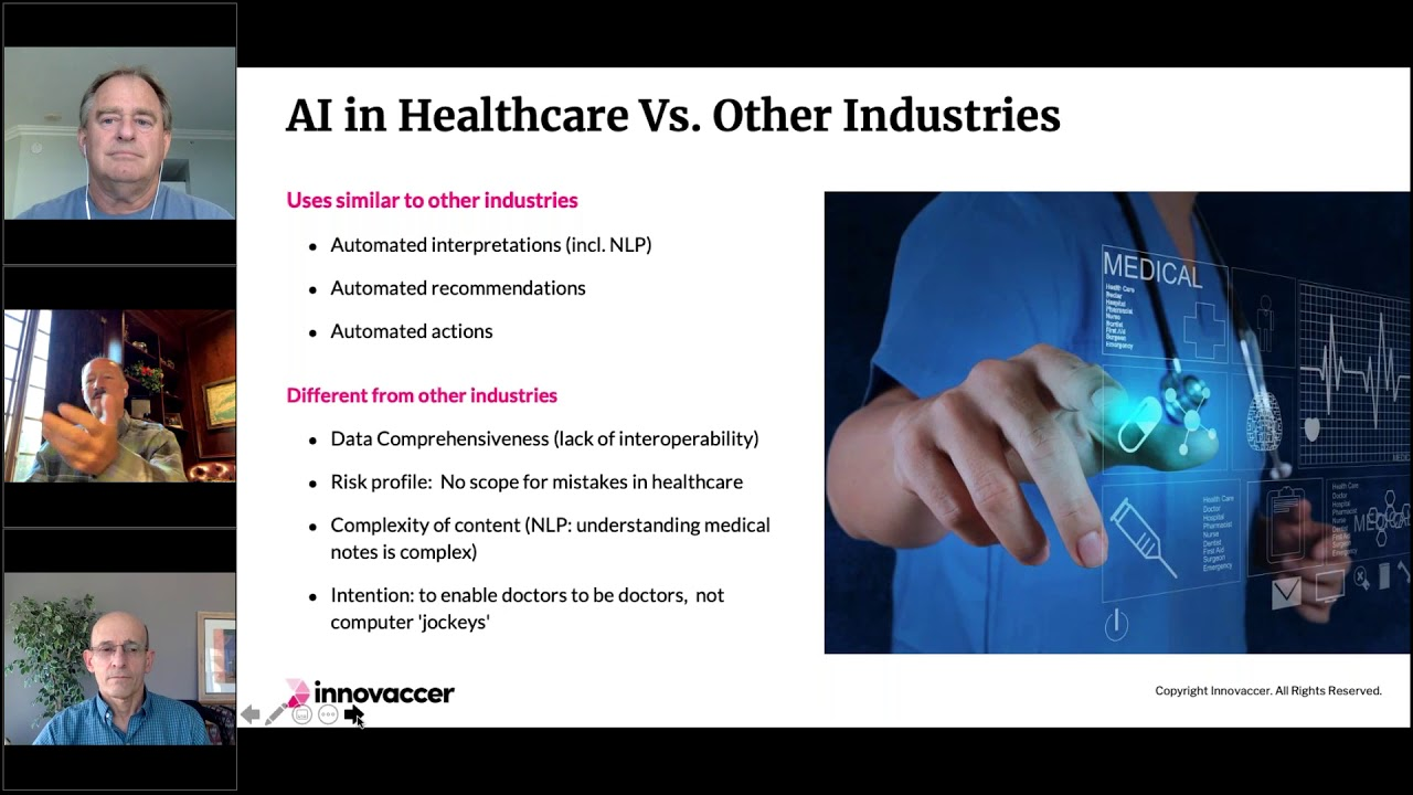 [Webinar] Interoperability and Patient Access  A New Age of Healthcare Revolution