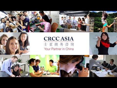 CRCC Asia University Partnerships - Your Partner in China