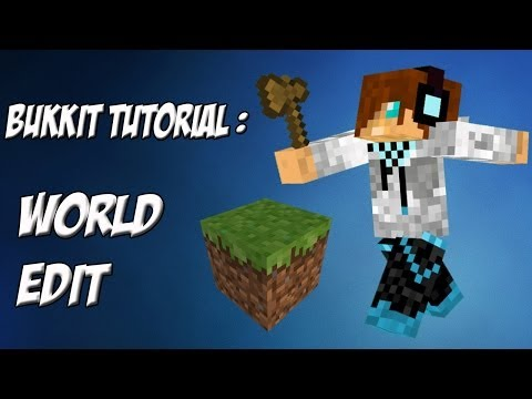 [Tutorial]How to use WorldEdit