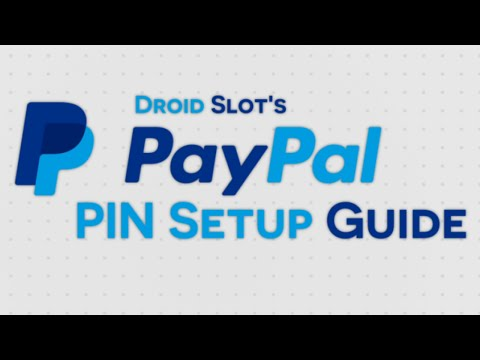 How To Add A Pin For PayPal To Pay By Mobile
