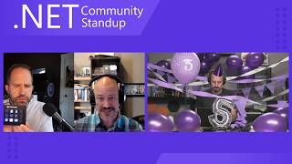 ASP.NET Community Standup - September 10th 2019 - 5 Year Anniversary Show!