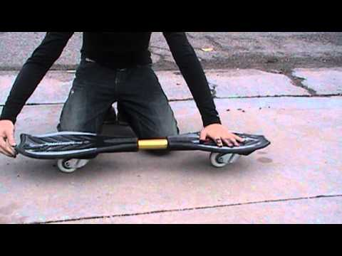 How to do an ollie on a ripstik