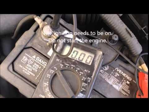 Check Throttle Posistion Sensor (TPS) on 2001 Civic