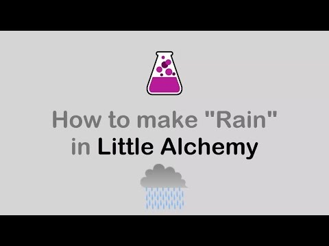Little Alchemy - How to make Rain - Android Share
