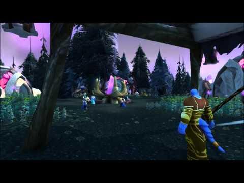 20 minutes Azuremyst Isle music - ingame - World of Warcraft
