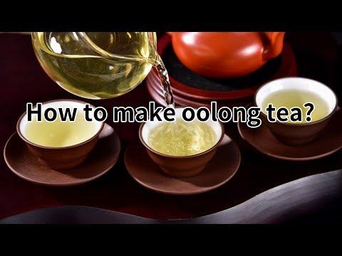 How to make Oolongtea?(http://www.tea-tao.com)