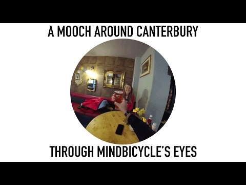 Canterbury through Snapchat Spectactles