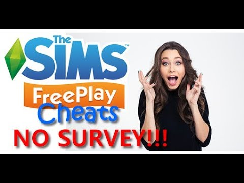 Sims Freeplay Cheats 2018 No Survey No Human Verification