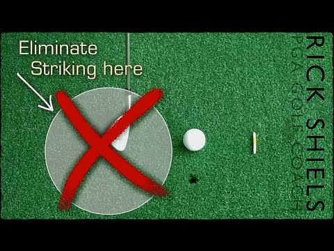 PERFECT GOLF STRIKE - BEST DRILL EVER