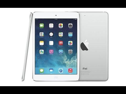 New Apple iPad Air 4G + LTE CDMA GSM Test AT&T T-Mobile [New iPad Air + Mini = Universal Models]
