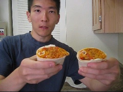Taco Bell Volcano Burrito | Spicochist Reviews