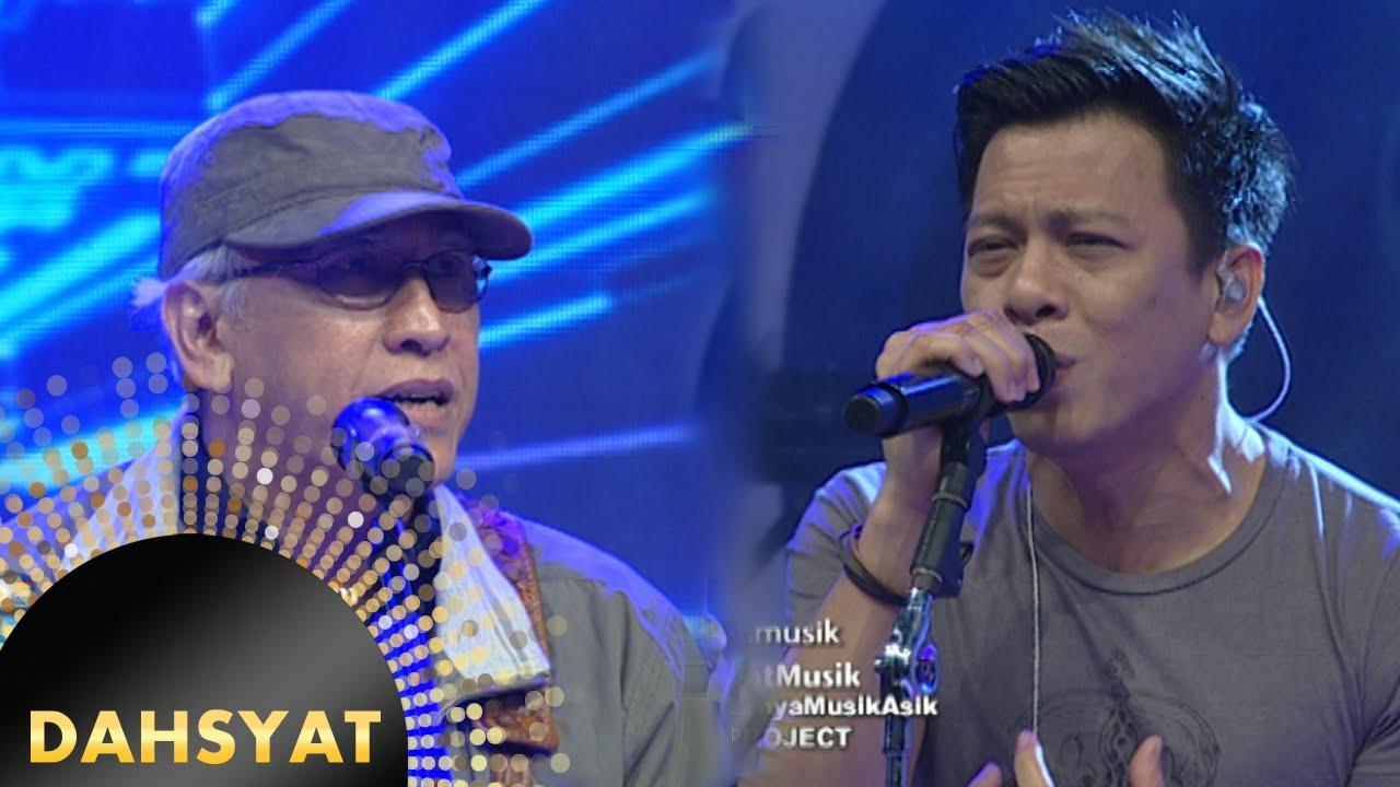 Merinding lihat duet Iwan Fals feat Noah 'Yang Terlupakan' [Dahsyat] [17 Nov 2015]