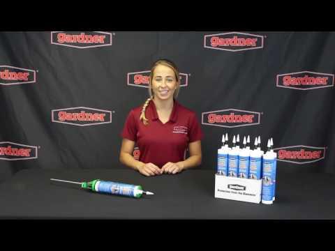 Gardner Blacktop Crack & Joint Filler
