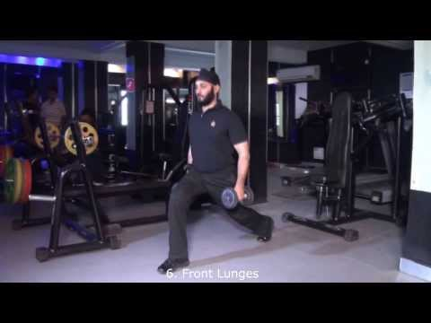 10 Most Popular Leg Exercises