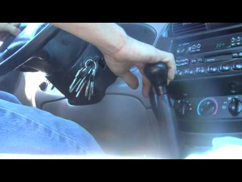 Driving the 2.3 5 Speed Ford Ranger