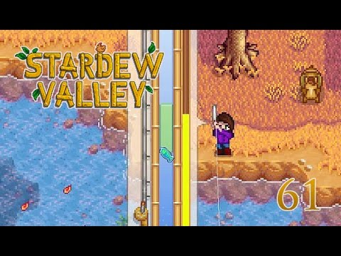 Stardew Valley || 61 || Battling with Tiger Trout
