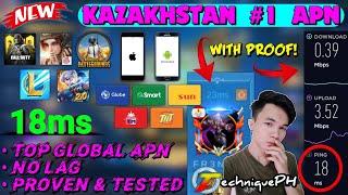 Sobrang baba ng Ping Ko 18ms! New Super Low Ping APN | Android & iOS | TechniquePH
