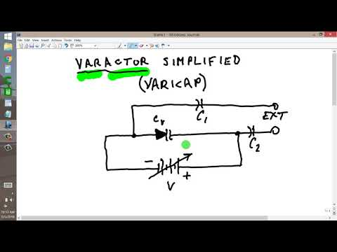 Varactor Simplified
