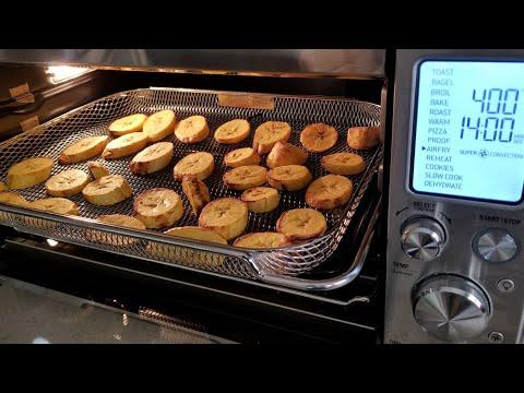 Breville Smart Oven Air Plantains Air Fryer
