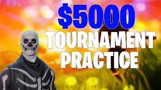 5000 tournament practice fortnite battle royale solo and duo squads - fortnite practice tournament schedule
