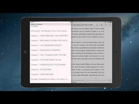 Kindle And iBooks Compared