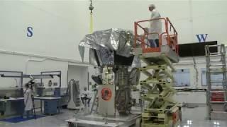 Parker Solar Probe Moves to Goddard | Time Lapse