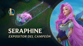 Expositor de campeones: Seraphine | Experiencia de juego - League of Legends