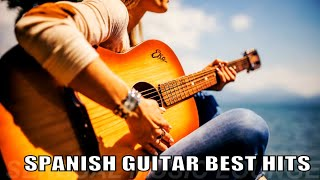 Best Of Spanish Romantic Guitar  Music ,Relaxation  Sensual Latin Music   Hits
