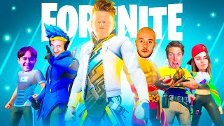 ITS THE GUYS FROM FORTNITE!
