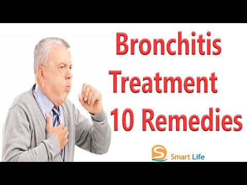 10 Top Home Remedies For Bronchitis Treatment