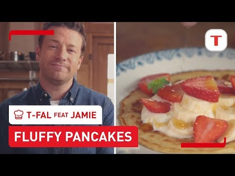 Fluffy Pancakes Recipe by Jamie Oliver