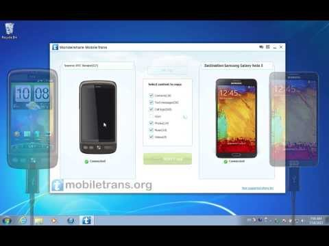 [Samsung Note 3]: How to Transfer Apps from HTC to Galaxy Note 3 in Batch?