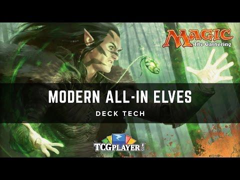 [MTG] Modern All-In Elves | Deck Tech