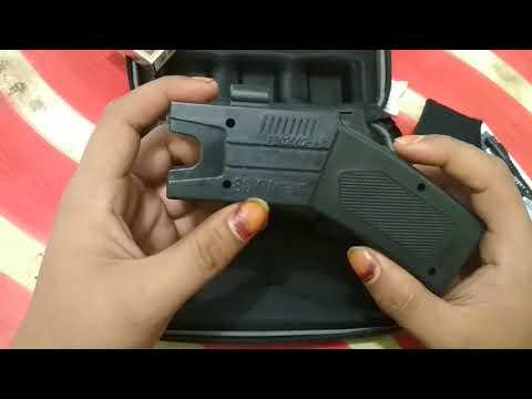 Review TASER GUN senter tembak PEKANBARU 081374334663