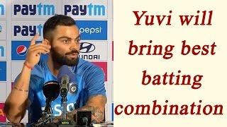 Virat Kohli says, I don