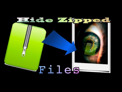 Hide files within an Image (MAC Tutorial)