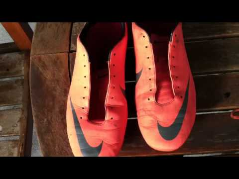 How to Clean your Synthetic Soccer Cleats