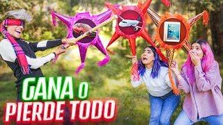 NO ROMPAS LA PIÑATA INCORRECTA  | LOS POLINESIOS RETO