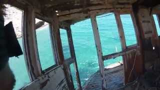 GoPro - Pirate Ship, drowned camera