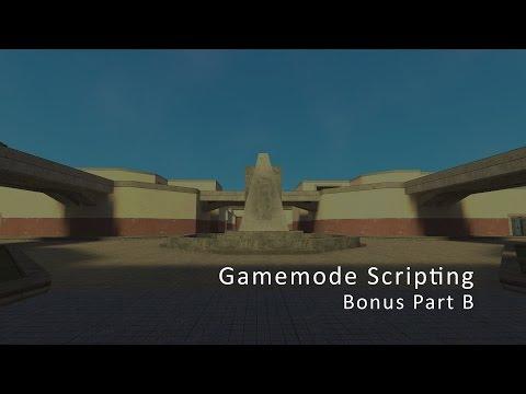 Garry's Mod Gamemode Scripting | Custom Classes | Part B